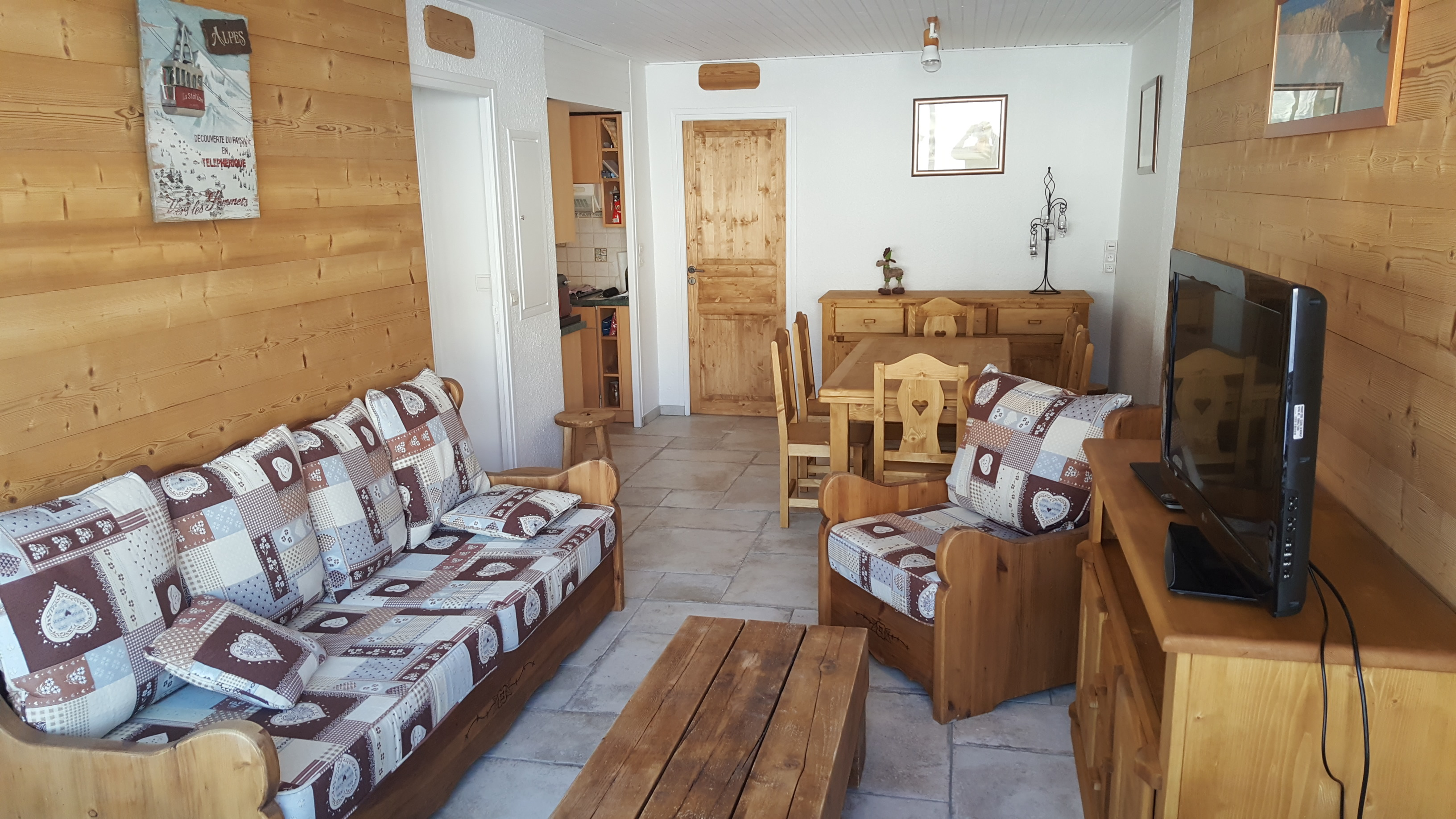 location appartement chamrousse
