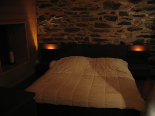 Location Val d'Isere : Chambre