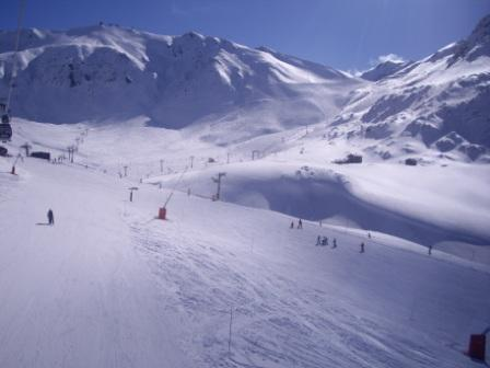 Location Valfréjus : piste