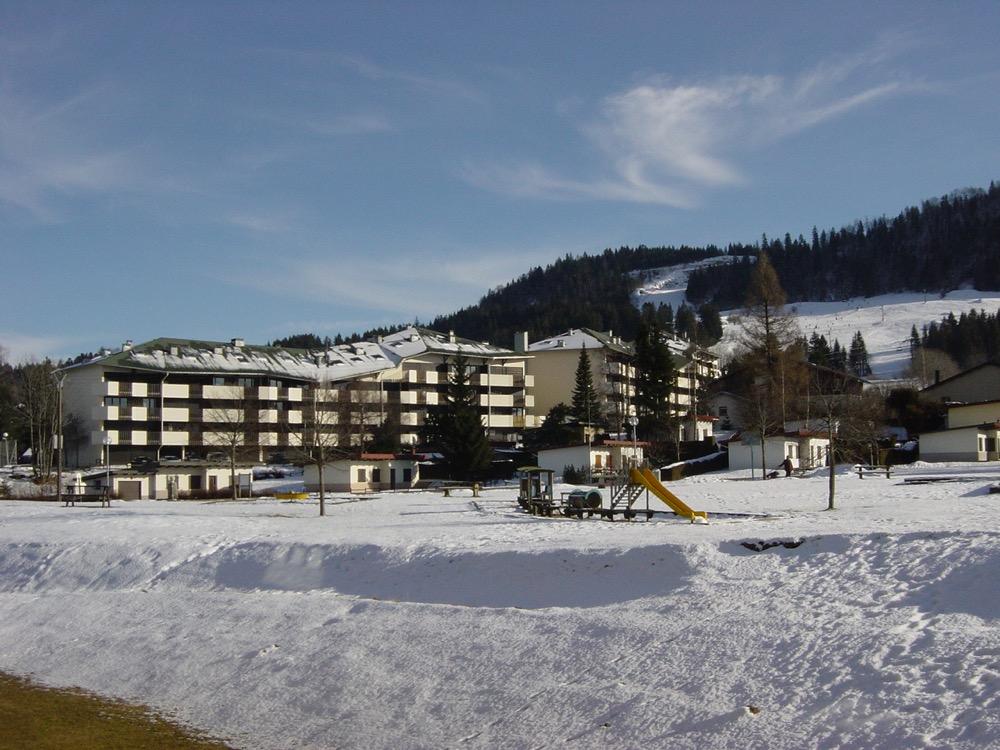 location appartement ski bonascre