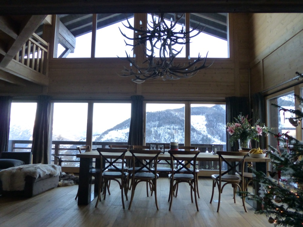 Location Verbier : Chalet Chaupine