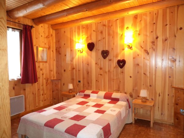 Location Val Cenis : Une chambre