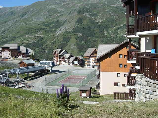 Location montagne valmeinier appartement rez de neige pieds des pistes valloire valmeinier - Office du tourisme valmeinier 1800 ...