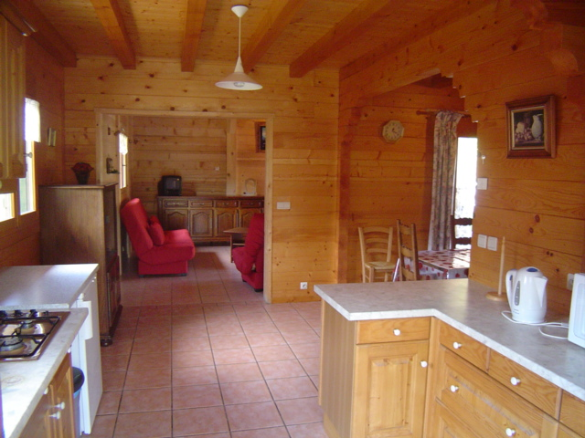 Awesome cuisine chalet montagne cuisine style chalet - Cuisine style chalet ...