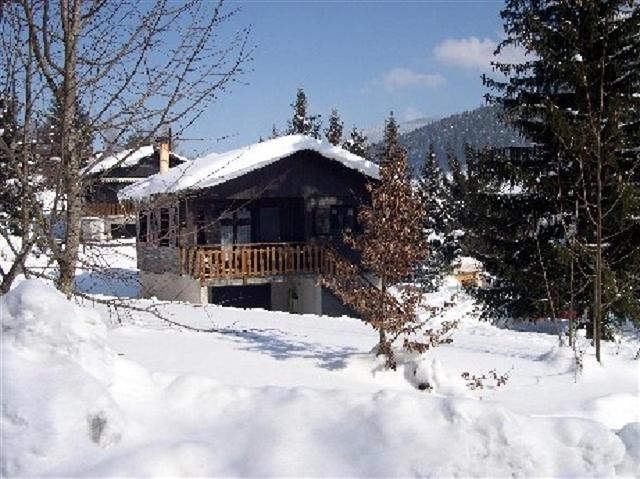 location chalet ski meaudre