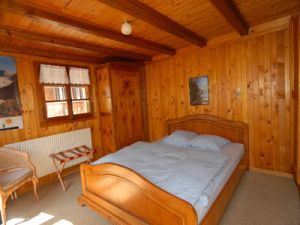 Location Champéry : Chambre double