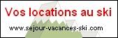 locations de vacances a la montagne au ski de chalets ou appartements